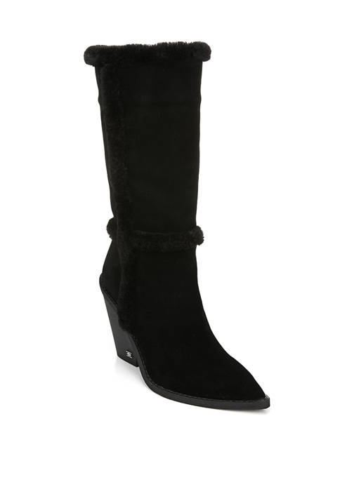 Ilsa Suede Boots
