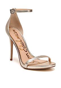 Sam Edelman Ariella Ankle Strap Sandals