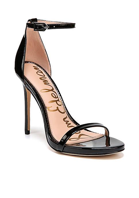 Ariella Ankle Strap Stilettos