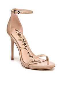Sam Edelman Ariella Ankle Strap Stilettos