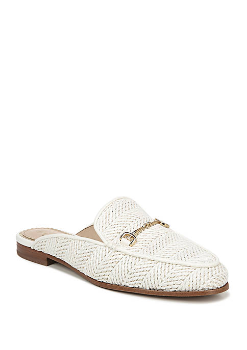 Linnie Woven Mules