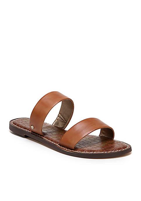 Gala Two Band Slide Sandals