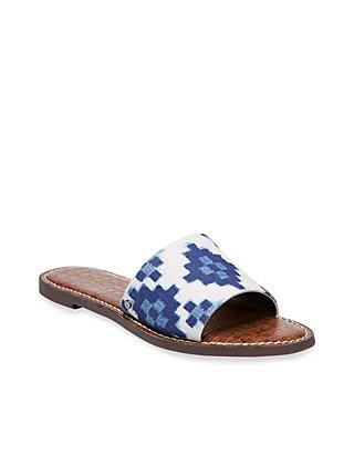 158bb6ab08b2 Sam Edelman. Sam Edelman Gio One Band Slide Sandals