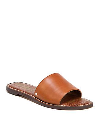 Sam Edelman Gio One Band Slide Sandals 6CaS0o