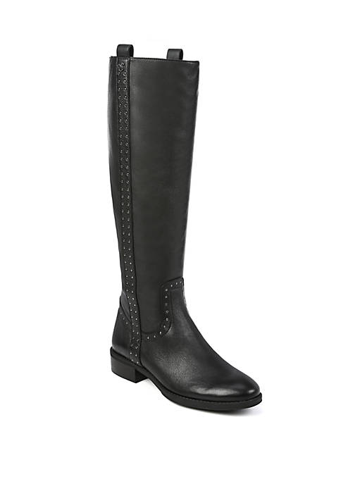 Prina 2 Studded Riding Boot - Wide Shaft Available