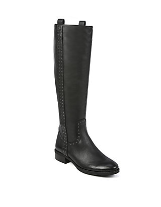 2cf1797fe Sam Edelman. Sam Edelman Prina 2 Studded Riding Boot - Wide Shaft Available