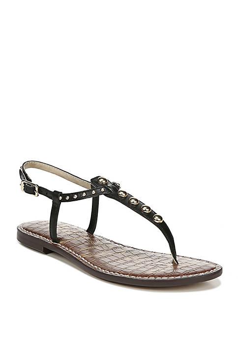 Gigi 9 Thong Sandals