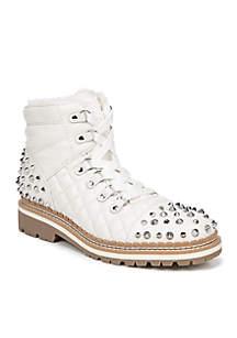 Sam Edelman Bren Studded Lace-Up Boot