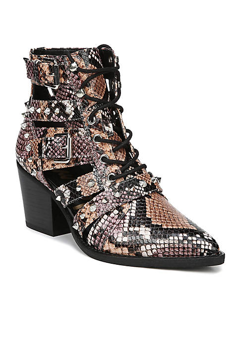 Elana Studded Cut Out Bootie