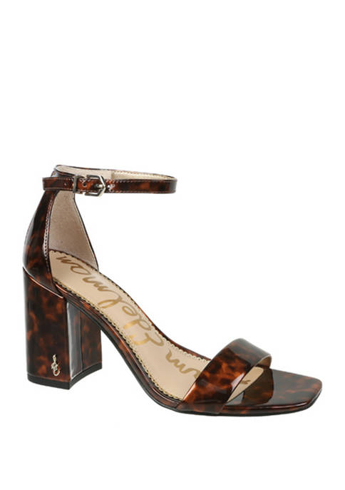 Daniella Block Heel Sandals