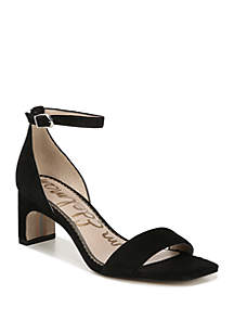 Holmes Heeled Dress Sandal