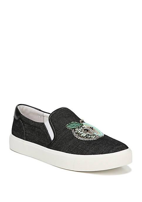 Evelina 5 Embellished Slip On Sneakers