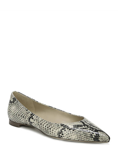 Sally Pointy Toe Flats