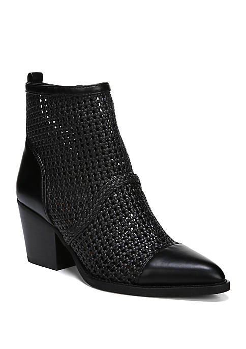 Elita Perforated Bootie