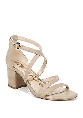 194df9a204d Sam Edelman Stacie Criss Cross Sandals ...