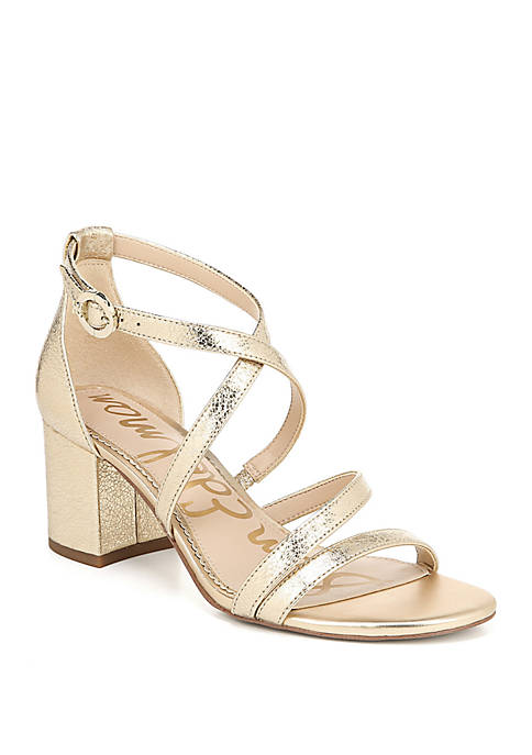 Stacie Criss Cross Sandals