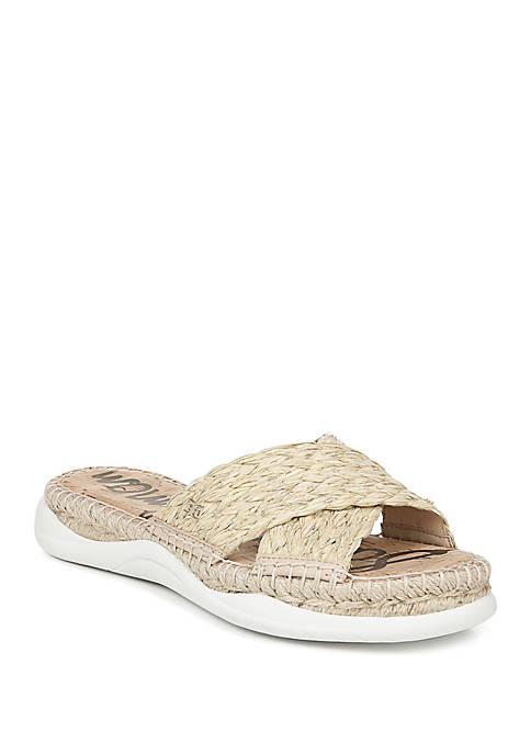 Jovie Sport Bottom Slide Sandals