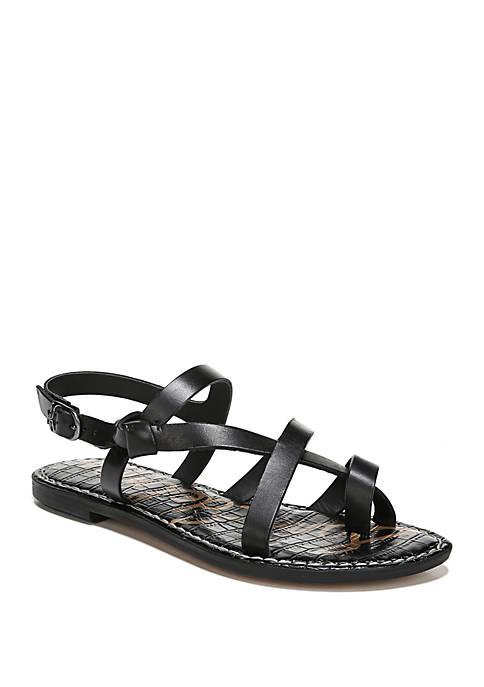 Gladis Criss Cross Sandals