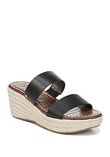 48cf5bec5cde Easy Street Carrigan Sandal · Sam Edelman Rubie Espadrille Wedge Sandals
