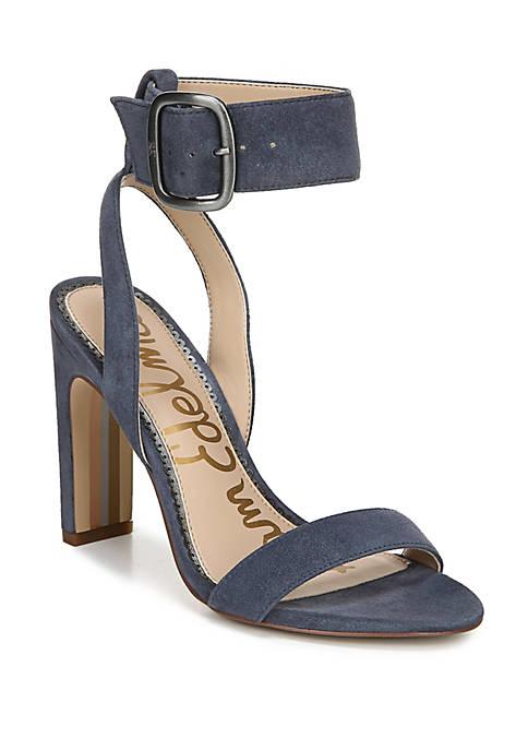 Yola Ankle Strap Sandals