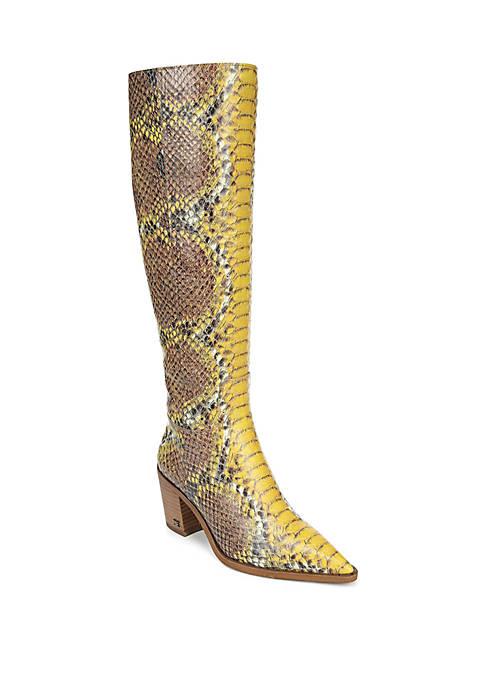 Lindsey Snake Boots