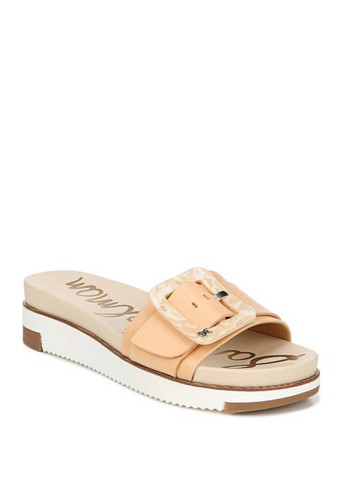 Ariane Buckle Sandals