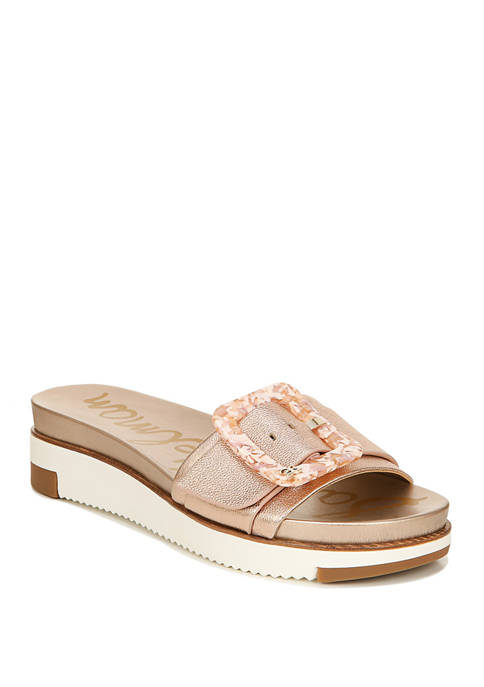 Ariane Buckle Sandals