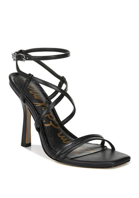 Leeanne Strappy Stiletto Sandals