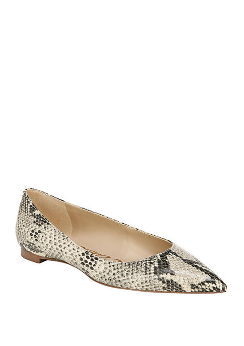 Stacey Pointed Toe Flats