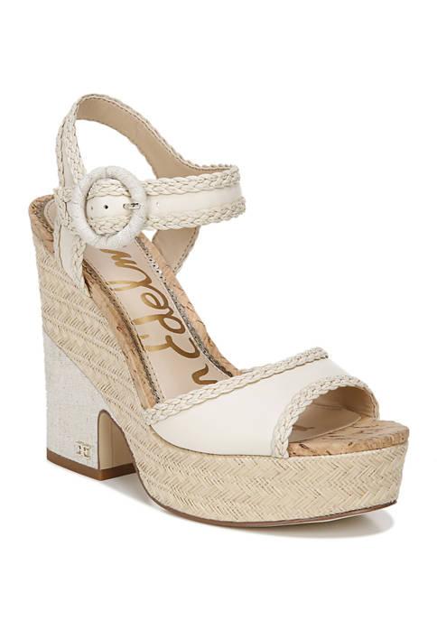 Lillie Platform Heel Sandals