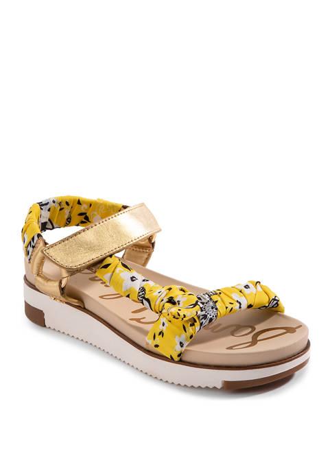 Ashie Scarf Trail Sandals