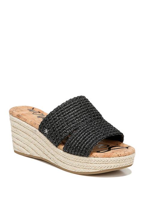 Roxann Wedge Sandals