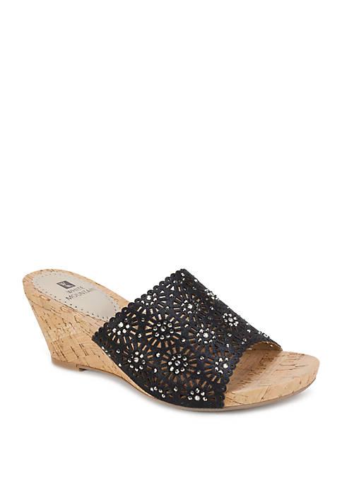 Adira Wedge Sandals