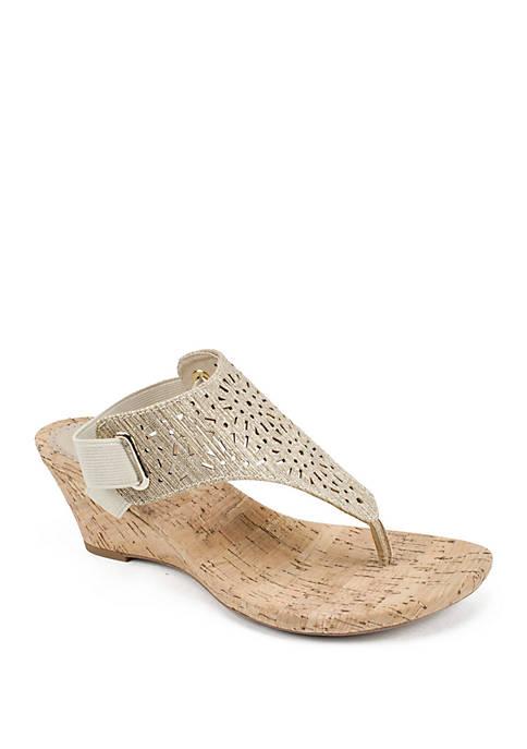 Alise Glitter Sandals