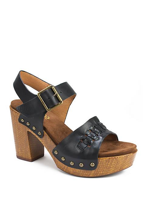 Altheda Platform Sandals