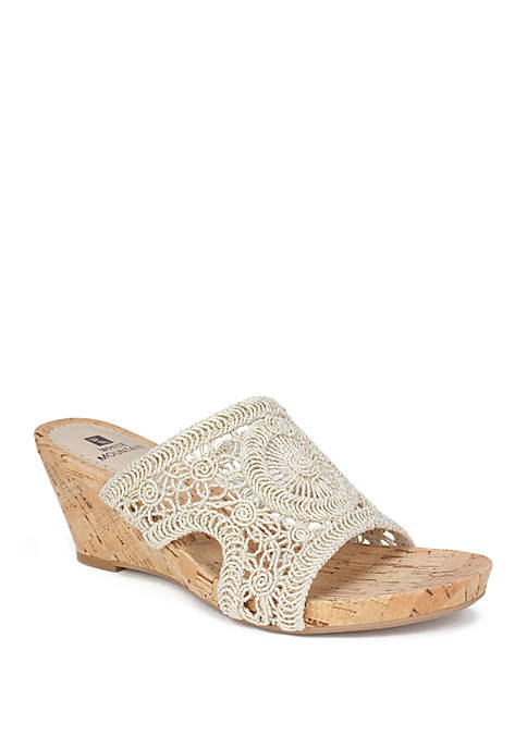 Amhurst Perforated Sandal