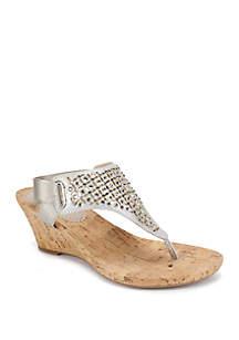 Arnette Jewel Sandals