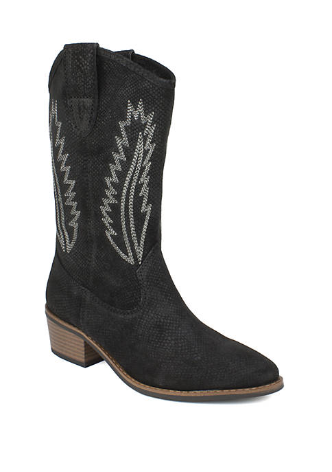 Caraway Western Boots
