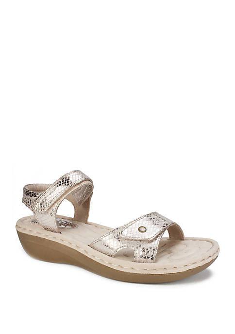 Cliffs by White Mountain Charlee Sandals