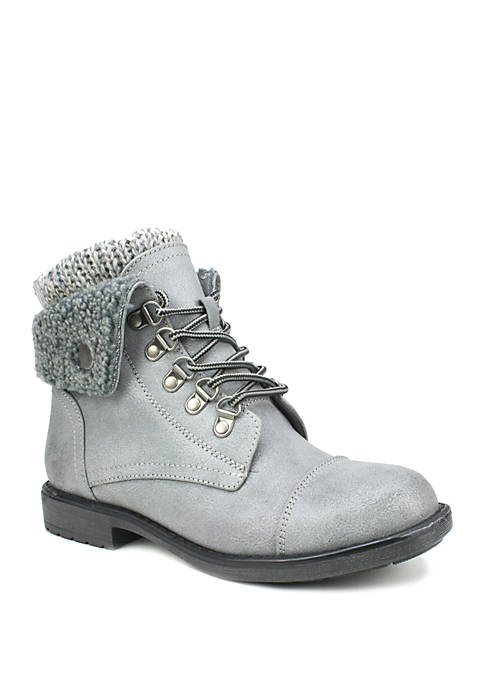 Downey Ankle Booties