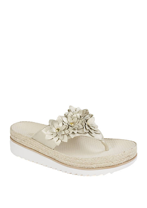 Cliffs by White Mountain Estella Embellished Espadrilles