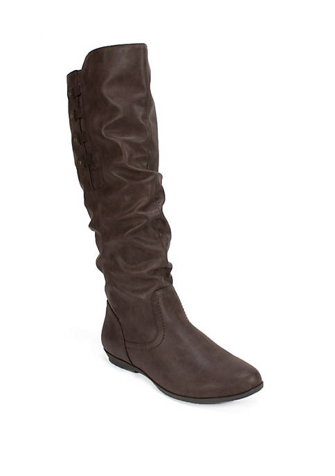 Cliffs by White Mountain Francie Slouch Boots