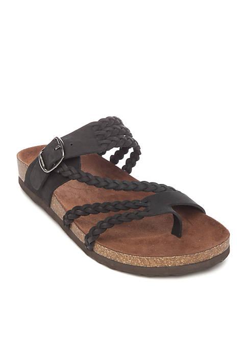 Hayleigh Braided Sandal