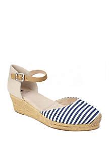 White Mountain Kate Espadrille Sandals