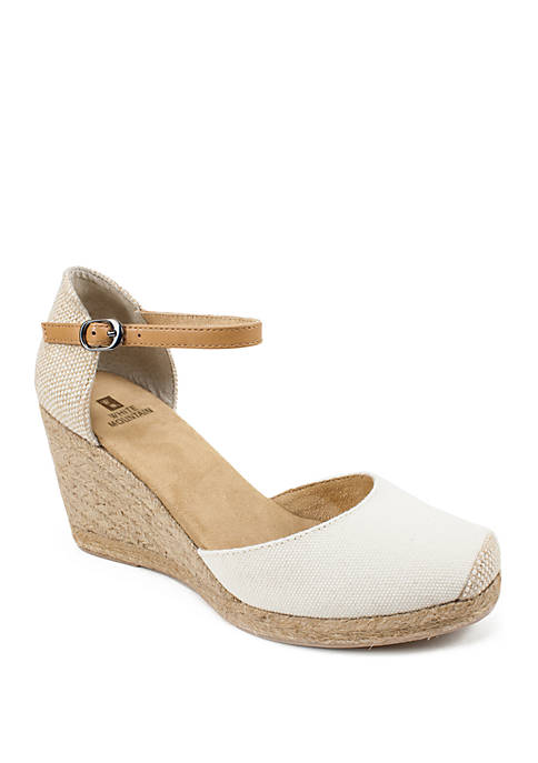 Mamba Espadrille Wedge Sandals