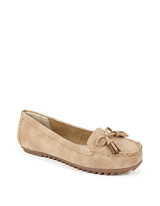 CLIFFS BY WHITE MOUNTAIN SAMANDA Womens Loafer Flat