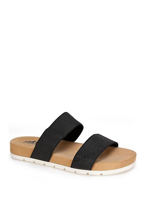 Tahlie Double Strap Sandals