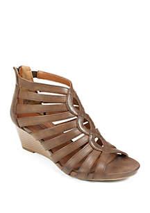 Victoria Strappy Sandal
