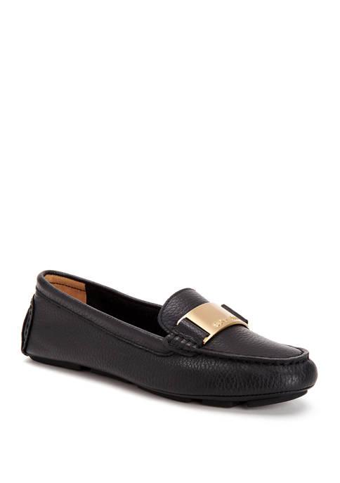 Calvin Klein Lisette Glazed Tumbled Loafers