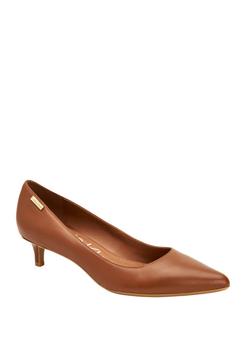 Calvin Klein Gabrianna Nappa Heels